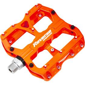 Reverse Escape Pedals neon orange
